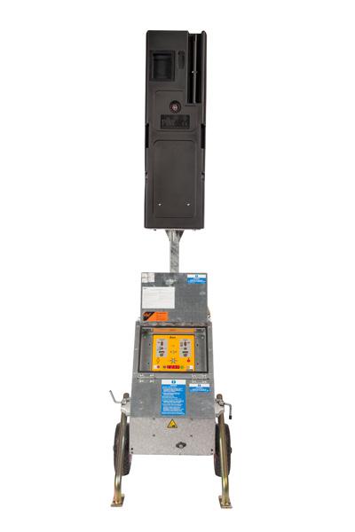 T2 Micro Portable Traffic Signal