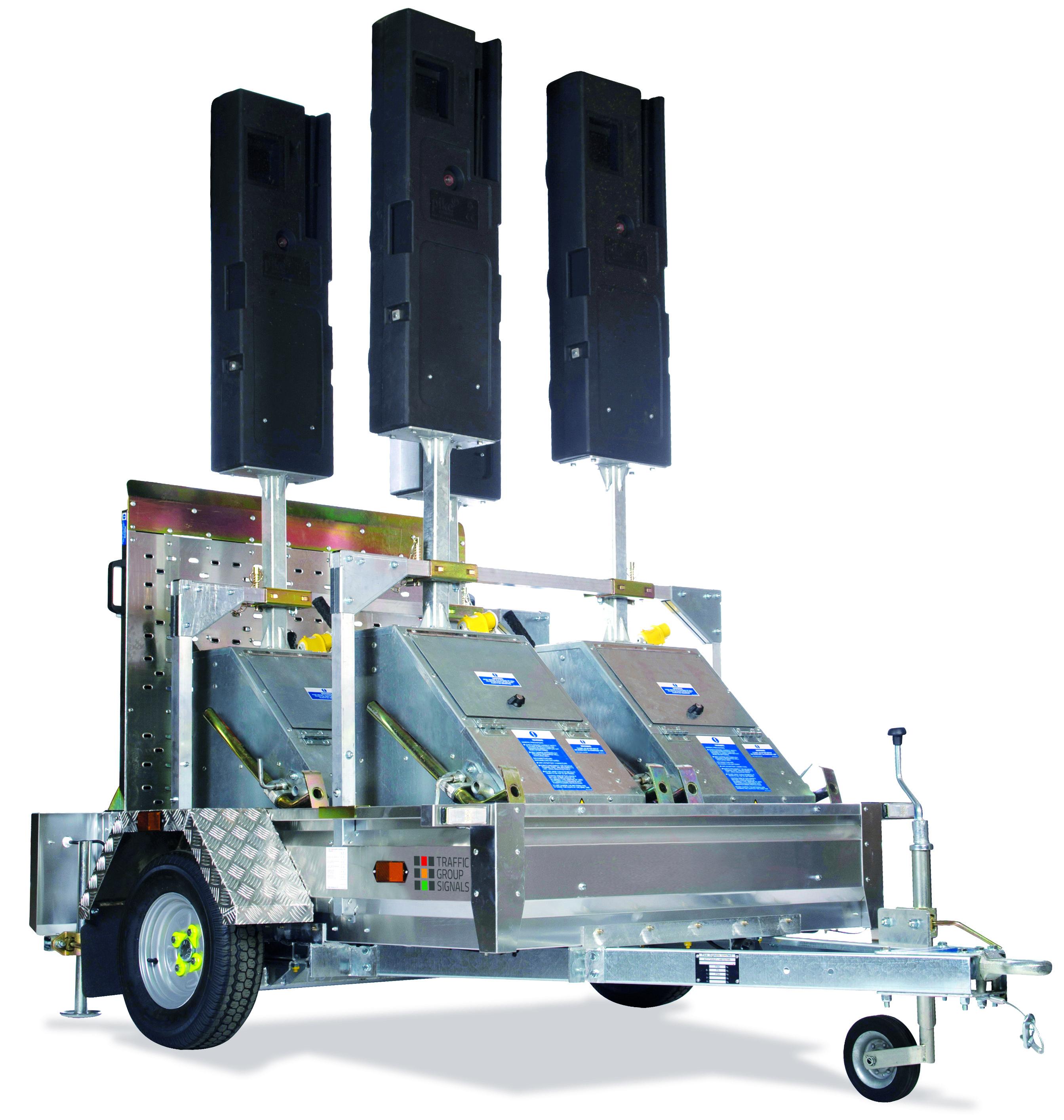 Portable Signal Trailer