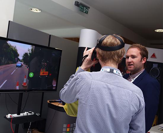 AutoGreen in VR