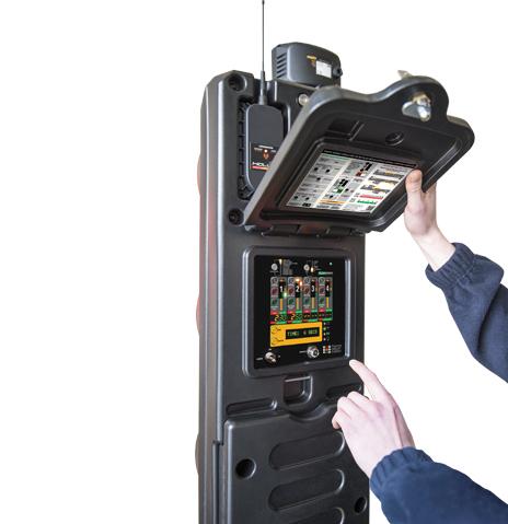 RadioConnect2 Control Panel