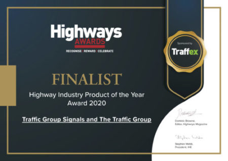 Highways Awards finalist